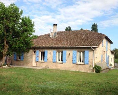 Maison des Peupliers - Gîte